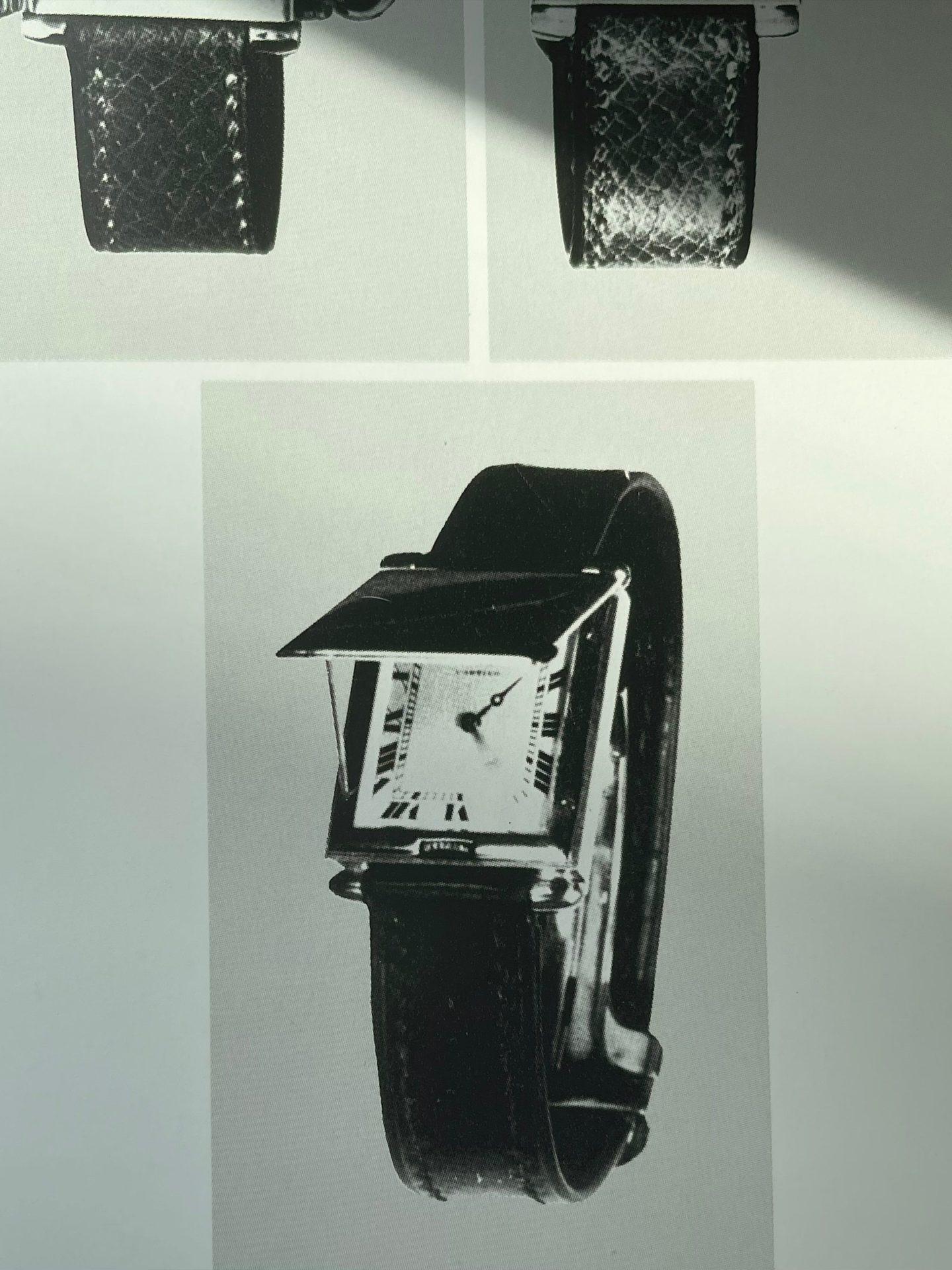 Cartier Tank Obus Savonnette in Le Temps de Cartier for A Collected Man London