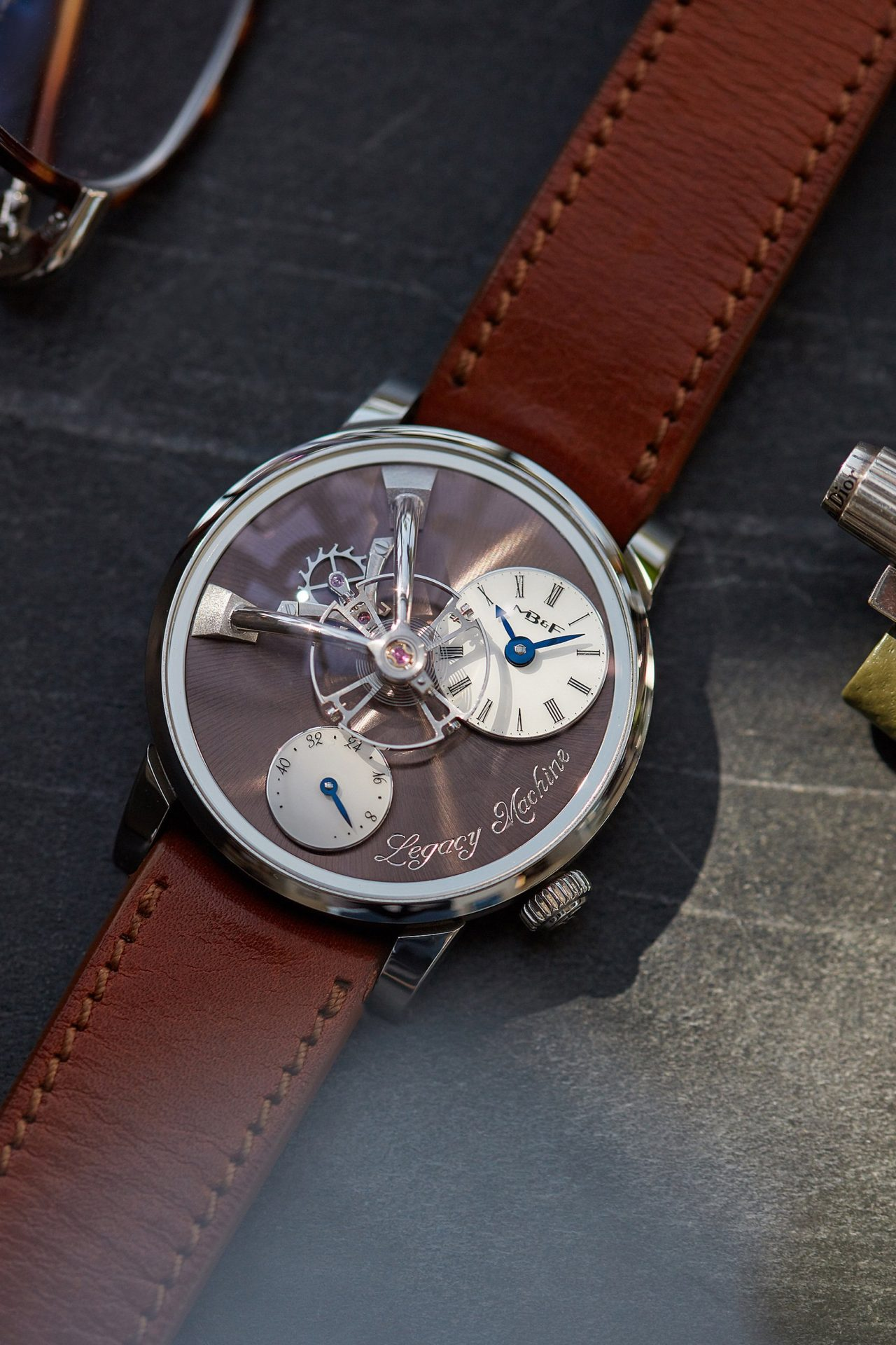 MB&F LM101 Hodinkee LE front in The Role Played by 'Collaborations' in Watchmaking for A Collected Man London